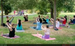 Manhattan Yoga Fest 2016