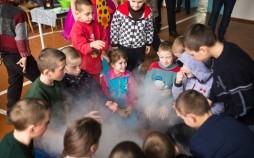 Великомежиріцька школа-інтернат, 03.02.2018р