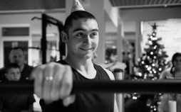 GYM PARTY by Buslenko 21.12.13