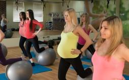 Фітнес для вагітних 2015